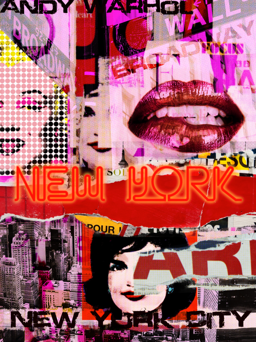 New york delight_LuzGraphicStudio