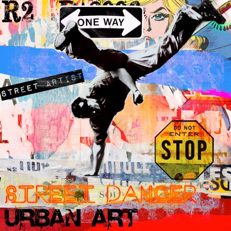 Street artist_LuzGraphicStudio